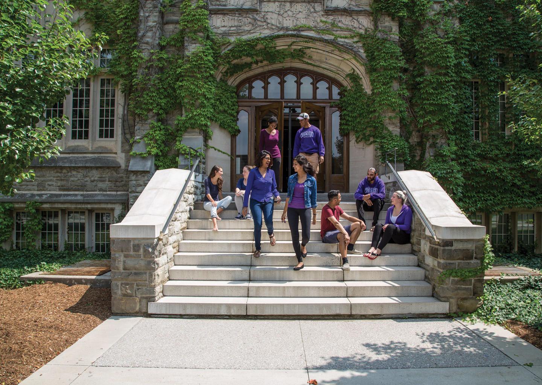 Western University có lượng sinh viên quốc tế đông đảo